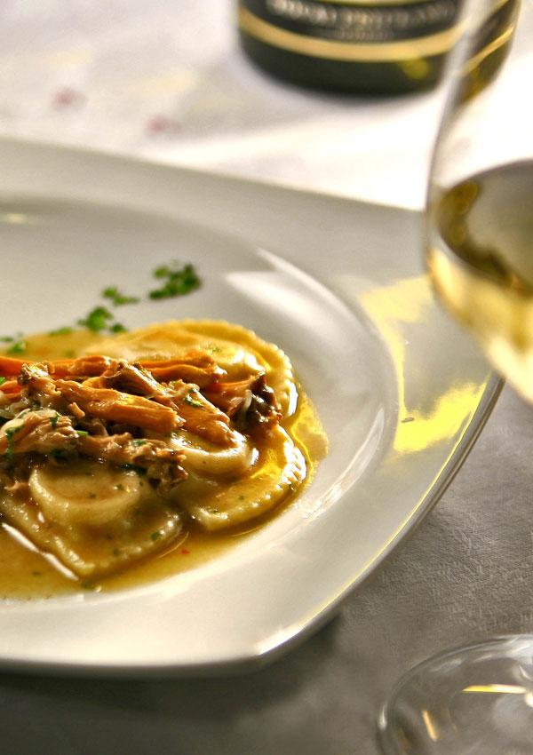 fotografia food : fotografia di un piatto di pasta